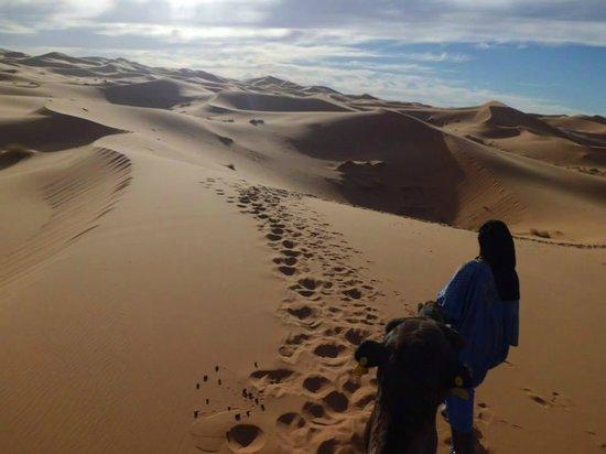 Riad Mamouche: 砂漠ツアー