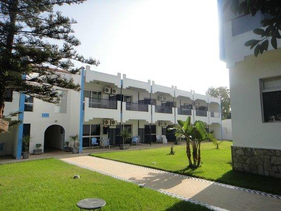 Hotel Al Khaima: Jardines