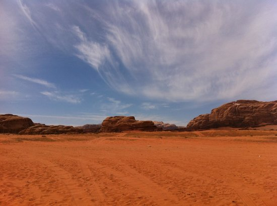 Rahayeb Desert Camp : Wadi Rum