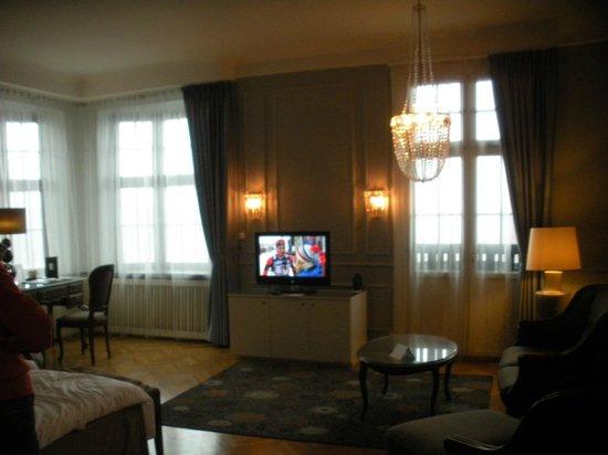Elite Hotel Savoy: 403