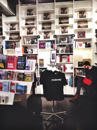 Fotografiska: Книжный при музее