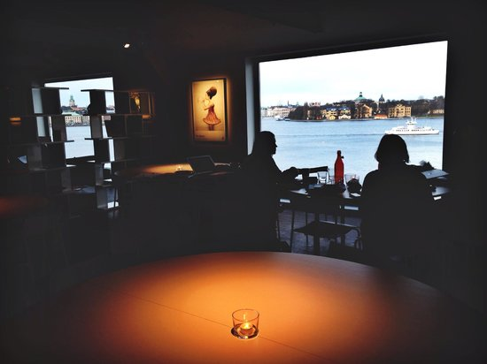 Fotografiska : Вид из кафе