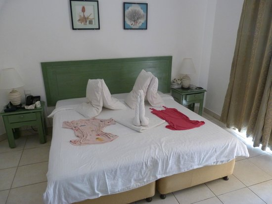 Silver Beach Hotel: Room