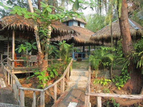 Blue Lagoon Kohchang : Petit coin de Paradis