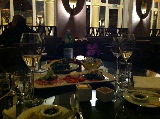 Villa Kennedy: Dinner delicioso