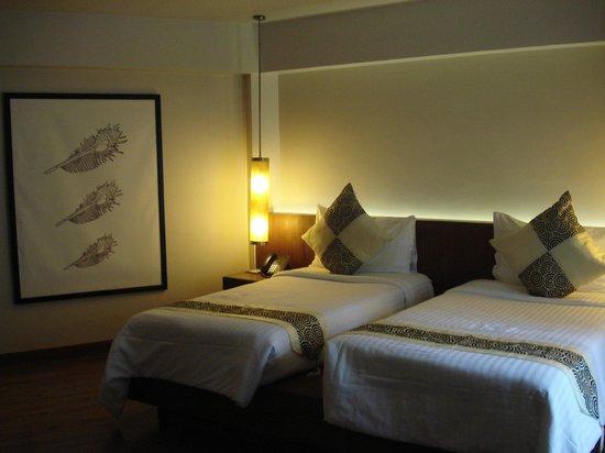 Beyond Resort Krabi: vue dans la chambre