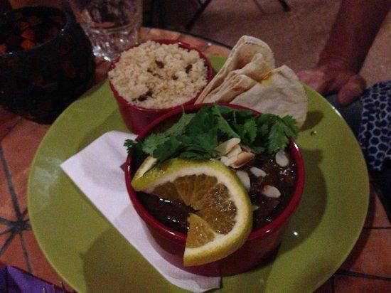 Cha'mah: Lamb dish
