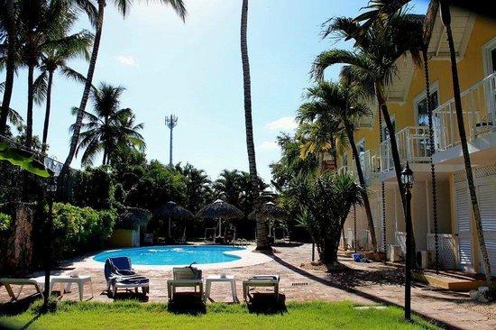 Cabana Elke: Particolare giardino