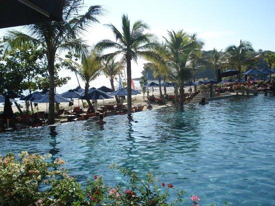 Beyond Resort Krabi: la piscine