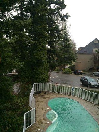 Best Western Plus Heritage Inn: Room 315 view