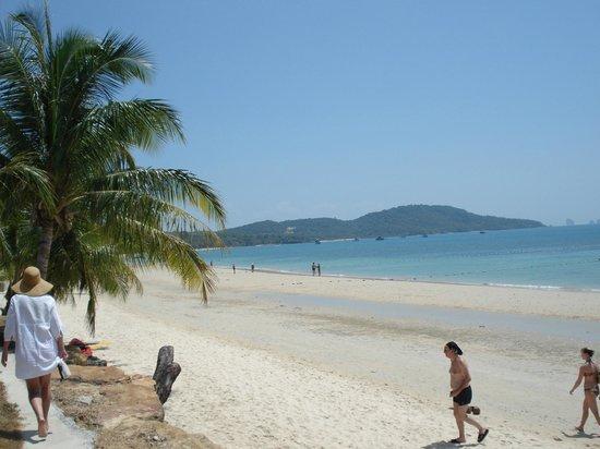 Beyond Resort Krabi: la plage