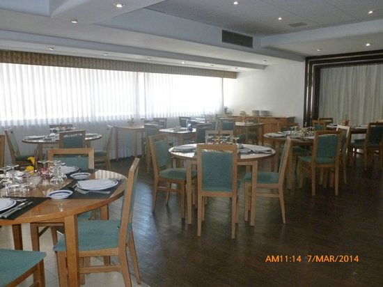 Weare Chamartín Hotel: Comedor.