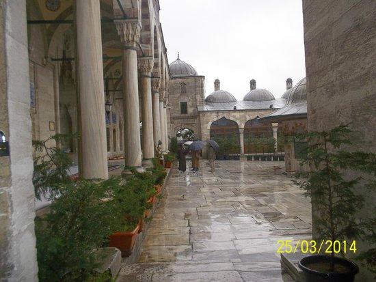 Mystic Hotel: local mosque