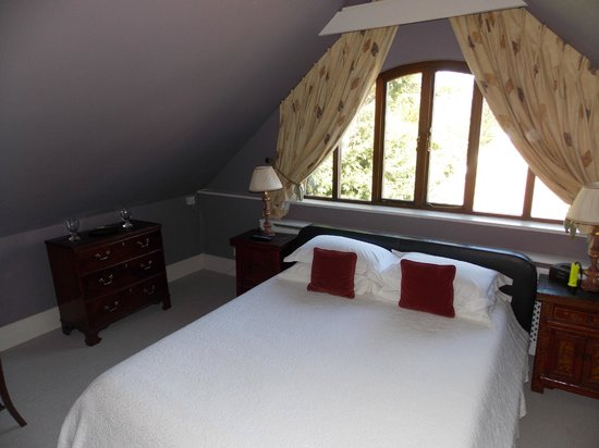 The Old Rectory Country House: The Chinese Room