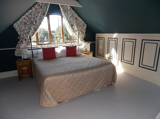 The Old Rectory Country House: The Blue Room