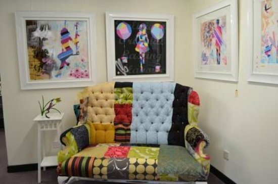 The Stani Art House: Bespoke Patchwork Furniture