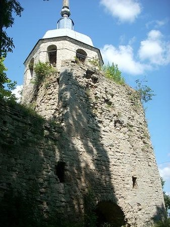 Pskov Oblast, Rosja: Никольская башня