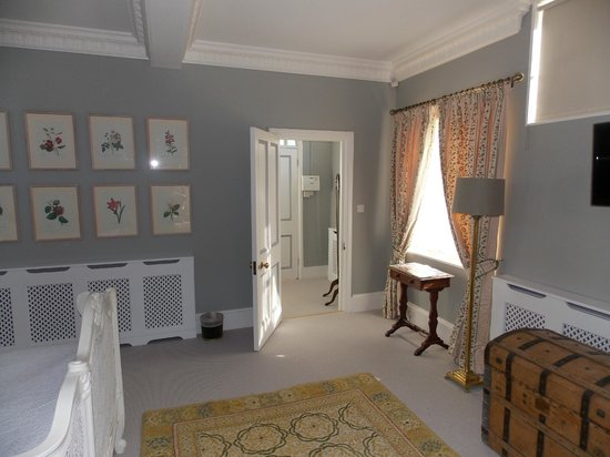The Old Rectory Country House: The Garden Suite