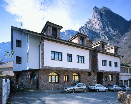 Hotel Casa Mino : Fachada