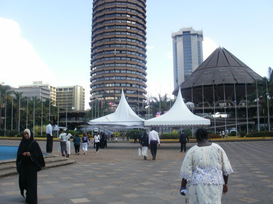 Kenyatta International Conference Center: My KICC