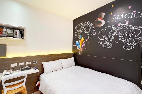 CityInn Hotel - Taipei Station Branch I: 經濟客房Economy Room