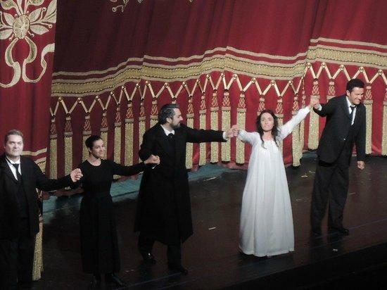 Bayerische Staatsoper: 主役の3人です