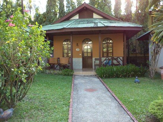 Eden Bungalow Resort: onze bungalow