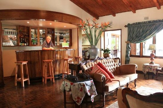 St. Lucia Wetlands Guesthouse: Bar Area