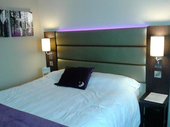 Premier Inn Waltham Abbey Hotel: New decor