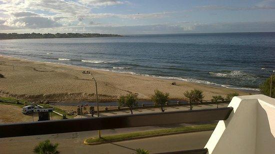 Hotel Morgan Bay: Vista desde las habitaciones
