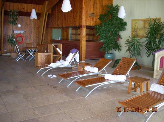 NH Bariloche Edelweiss: piscina