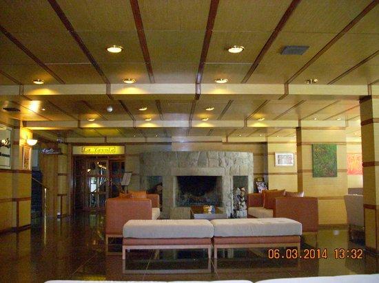 NH Bariloche Edelweiss: lobby