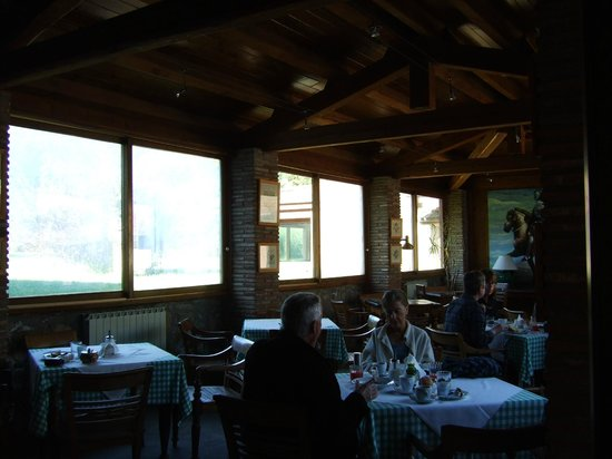 La Casella, Eco Resort: 朝食