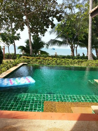 Koh Chang Paradise Resort & Spa : Private swimming pool