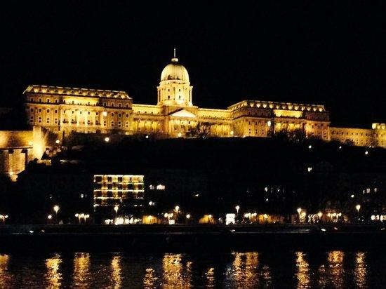 Marmara Hotel Budapest : Buda castle
