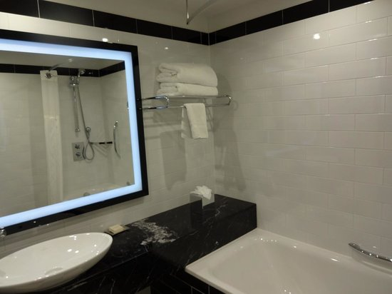 Hilton London Wembley: 浴室