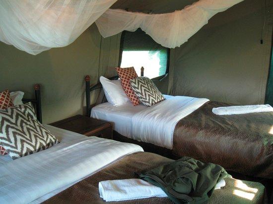 Kilima Valley Serengeti Tented Lodge : Double Tent #7