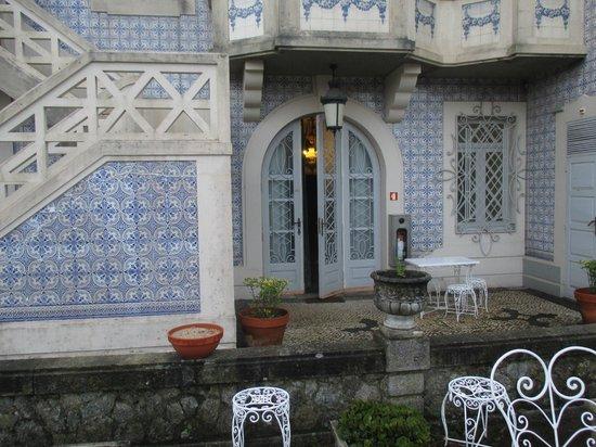Castelo de Santa Catarina : Entrée suite familiale