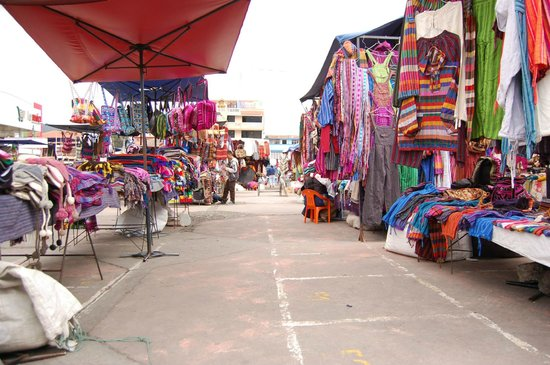 Otavalo Market: Mercado de Otavalo