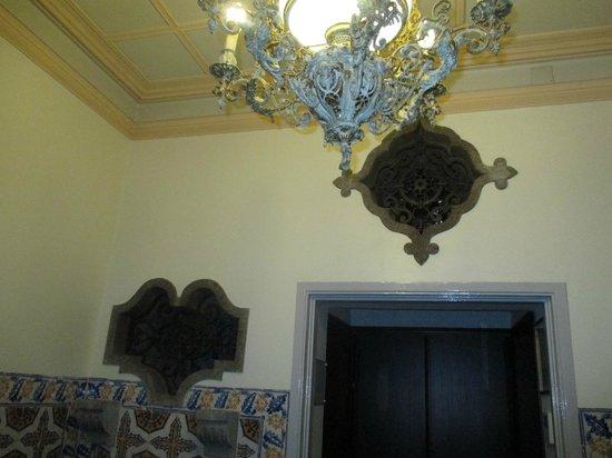 Castelo de Santa Catarina : Déco intérieur chambre