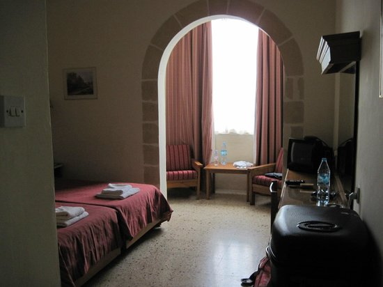 Imperial Hotel: Our Room