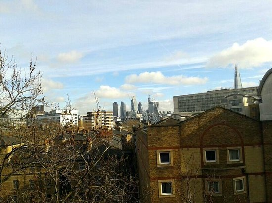 H10 London Waterloo: View from our room :)