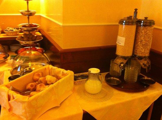 Hotel Miami: café da manhã