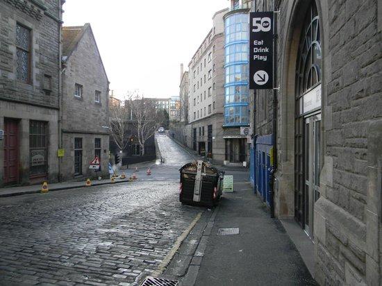 Bar 50, Edinburgh - Old Town - Restaurant Reviews, Phone ...