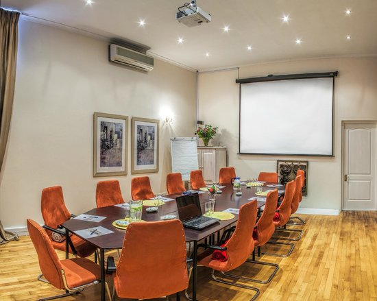 Cape Pillars Boutique Hotel: Conference Facilities - U-shape, Boardroom Style, you name it!