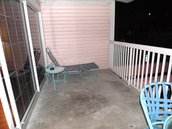 Lighthouse Resort Inn And Suites: balcony
