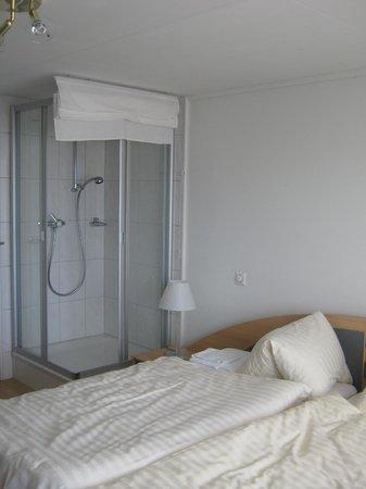 Pension Alpenrosli: Double Room (DZ)