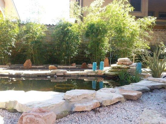 Appia Antica Resort: Laghetto Giapponese
