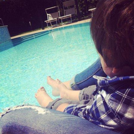 Hotel King: Relax in piscina