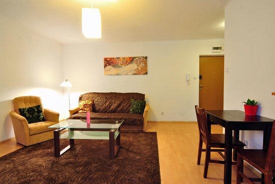 Be My Guest Apartments: Salon Studio II
